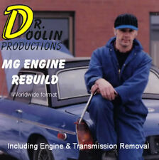 Dr-Doolin's MGB Engine Rebuild DVD.
