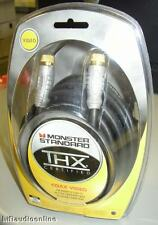 MONSTER CABLE COAX VIDEO RF ANTENNA CONNECT 119042