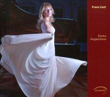 Franz Liszt - Donka Angatscheva (Piano Works), New Music