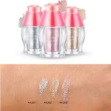New Silky Shimmer Long Lasting Eyeshadow Makeup Eye Shadow Loose Powder C Gift