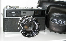 OLYMPUS 35LC 35 LC  SERVICED  100% FUNZIONANTE FULLY WORKING