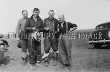 Antique Duck Hunting Repro 8 X 10 Photograph Actor Clark Gable