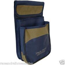 argile Jeu DE TIR Bleu Ceinture Fixation Cartouche Fusil Munitions pochette sac
