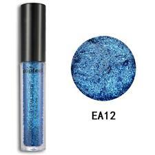 New Blue Shine Wet Pigment Eyeshadow Charm Cosmetic Eye Shadow Liquid Tool