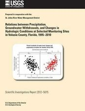 Relations Between Precipitation, Groundwater Withdrawals, and Changes in...