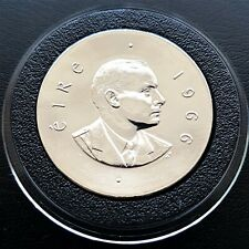 IRELAND  1966  PADRAIG  PEARSE  SILVER  COIN  AND  BOX