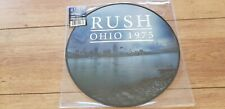 RUSH - OHIO 1975 - SPECIAL LIMITED 11 TRACK LIVE PIC DISC LP MINT NEW + STICKER