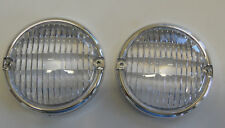 JEEP CJ 7 & CJ8, 1976-1986 PARKING LIGHT LENS SET