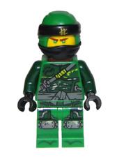 Lego Lloyd 70658 Hunted, Green Wrap and Neck Bracket Ninjago Minifigure