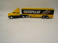 Winross Cat Caterpillar Racing Ford Aeromax Cab Diecast 1/64