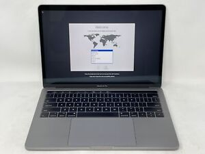 MacBook Pro 13 Touch Bar Space Gray Late 2016 2.9 GHz i5 8GB 1TB Very Good Cond.