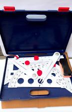 Geometry set Teacher Geometry Set with Heavy Quality Measuring Parts big box