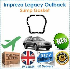 Fits Subaru Impreza Legacy Outback Oil Sump Gasket (Cork Type) NEW OE Quality!!