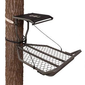 New Summit Mammoth Large Spacious Platform & Seat Hang On Treestand
