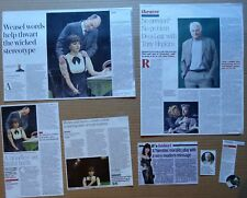 The Stepmother -  Theatre clippings/reviews - Ophelia Lovibond & Richard Eyre