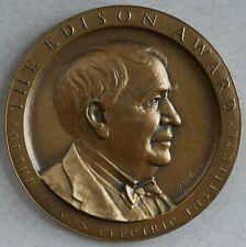 The Thomas A Edison Award of Edison Institute (Baltimore Gas & Electric Co 1987)