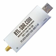 RTL-SDR Blog V3 RTL2832U 1PPM TCXO HF BiasT SMA Software Defined Radio