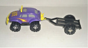 2000 Tinco 4x4 Stompers PURPLE VW BAJA DUNE BUGGY BUG W/ TRAILER WORKS!