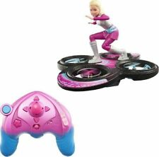 Top Mattel Barbie Drohne DLV45 RC Hoverboard Quadrocopter WOW Puppe Toys Kids