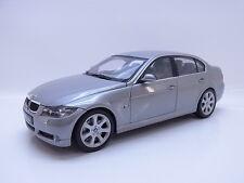 45131 | Welly bmw 3er 330i e90 Limousine turismos 2005–2013 plata 1:18 maqueta de coche