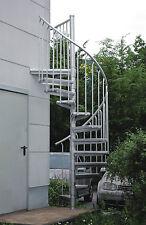 Außentreppe Ariane DM 180 cm