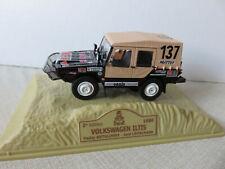 Wolkswagen Iltis Rallye Raid Dakar 1980  1/43