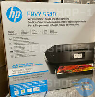 HP ENVY 5540 All-in-One Printer with NEW INKS K7C85A_B