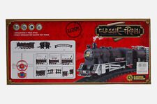 Remote Control Classic Track Toy Train Set With Remote Control - Free Delivery