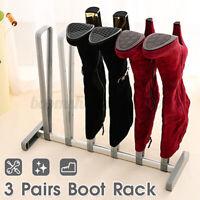 3 Pars Boot Rack Shoe Storage Organzer Shoes Standng Holder Hanger Shelf   AU
