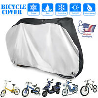 Nylon Waterproof Mountain Bike Bicycle Cycle Storage Cover with Buckle