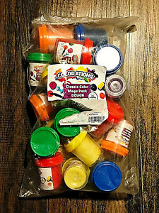 Colorations Classic Color Mega Pack Of Molding Art Dough For Home Or Playtime