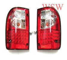 LED TAIL LIGHT REAR LAMP RED LEN FOR TOYOTA HILUX TIGER MK4 MK5 98 99 01 02 03