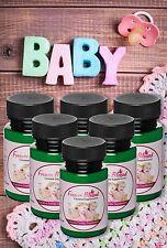 (6) Organic Cassava Root Fertility Pills - Vitamin Supplement for Twins