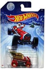 2014 Hot Wheels Holiday Hot Rods Christmas #7 Draggin' Wagon