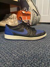 Nike Air Jordan 1 Royal Og Low Size 10.5