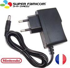 Transfo Alimentation SUPER FAMICOM SFC console Nintendo adaptateur secteur