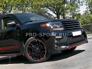 Toyota Land Cruiser 200 2012 2013 2014 2015 radiator grille