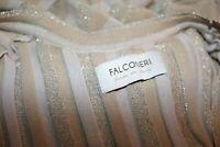 FALCONERI Brand Women's Knit Cotton Sleeveless Dress Size M LIKE NEW #AN02