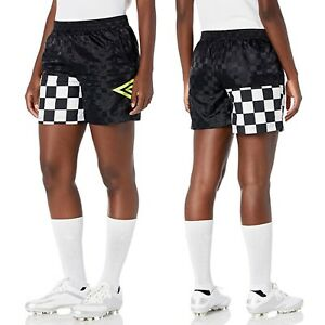 Umbro Womens Checkerboard Short