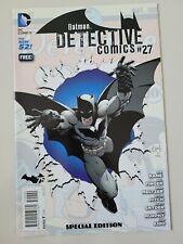 BATMAN DETECTIVE COMICS #27 (2014) DC 52 SPECIAL EDITION GREG CAPULLO COVER ART