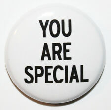 """1"""" (25mm) 'You Are Special' Love & Valentines Button Badge Pin - MADE IN UK"""