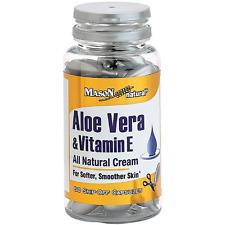 Mason Natural Aloe Vera - Vitamin E Snip-Off Capsules 60 ea