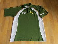Nottingham/Notts posiblemente Cricket Jugador Camisa PKF iniciales en frente Adulto XL