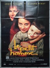 Affiche LE PETIT HOMME Little Man Tate JODIE FOSTER Dianne Wiest 120x160cm  *