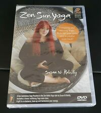 ZEN SUN YOGA DVD NEW SEALED Susan Ni Rahilly Mind Body Soul