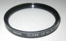46 MM LENS FILTER - CLOSE-UP NO. 3 - IN VERY GOOD CONDITION