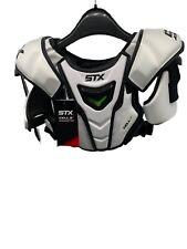 STX Lacrosse Cell 4  Lacrosse Shoulder Pad Size Medium