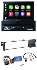 Pioneer DVD Bluetooth DAB USB Lenkrad Autoradio für BMW 3er E46 (98-07)
