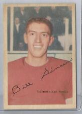 1953-54 Parkhurst Hockey Bill Dineen Card # 38 (37) Ex-Mt Condition