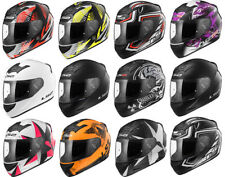 Boys' & Girls' ACU Approved LS2 Brand Motorcycle Helmets